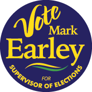 Mark Earley for Supervisor of Elections